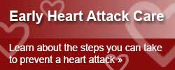 early heart attack care button