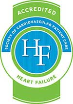 Accredited Chest Pain Center logo